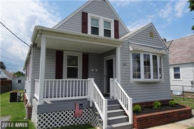 543 Bayside Drive, Baltimore, MD 21222 (#BC10089382) :: Pearson Smith Realty