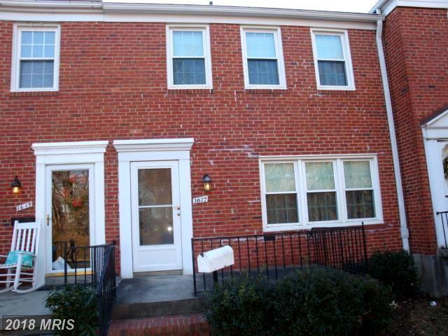 1617 Cottage Lane, Baltimore, MD 21286 (#BC10129945) :: Pearson Smith Realty