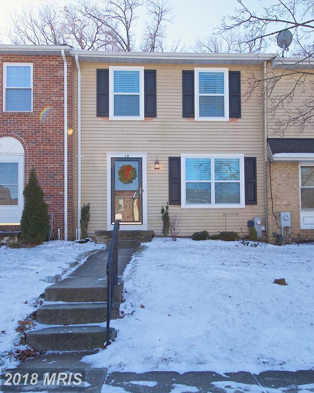 19 Derwood Court, Baltimore, MD 21234 (#BC10134480) :: Advance Realty Bel Air, Inc