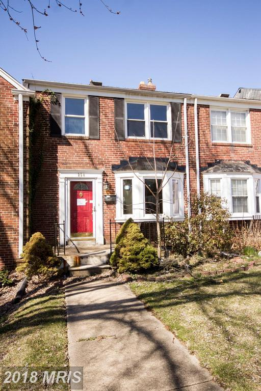 254 Blakeney Road, Baltimore, MD 21228 (#BC10182408) :: Advance Realty Bel Air, Inc