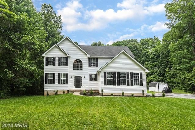 926 Nicodemus Road, Reisterstown, MD 21136 (#BC10251338) :: The Gus Anthony Team