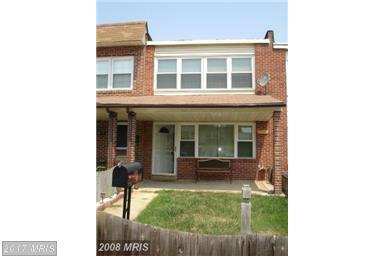 8020 Bank Street, Baltimore, MD 21224 (#BC9827784) :: LoCoMusings