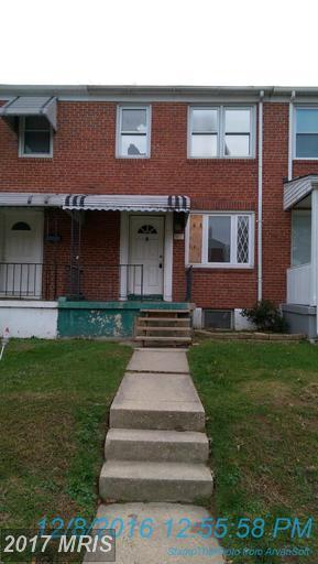 505 Welbrook Road, Baltimore, MD 21221 (#BC9829983) :: Pearson Smith Realty