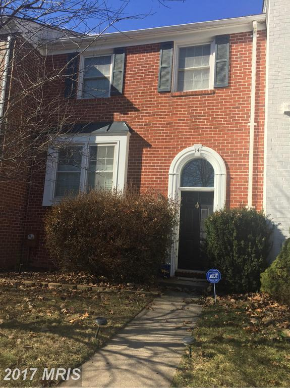 14 Tullycross Court, Lutherville Timonium, MD 21093 (#BC9849169) :: Pearson Smith Realty