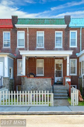 111 Ventnor Terrace, Baltimore, MD 21222 (#BC9890230) :: LoCoMusings