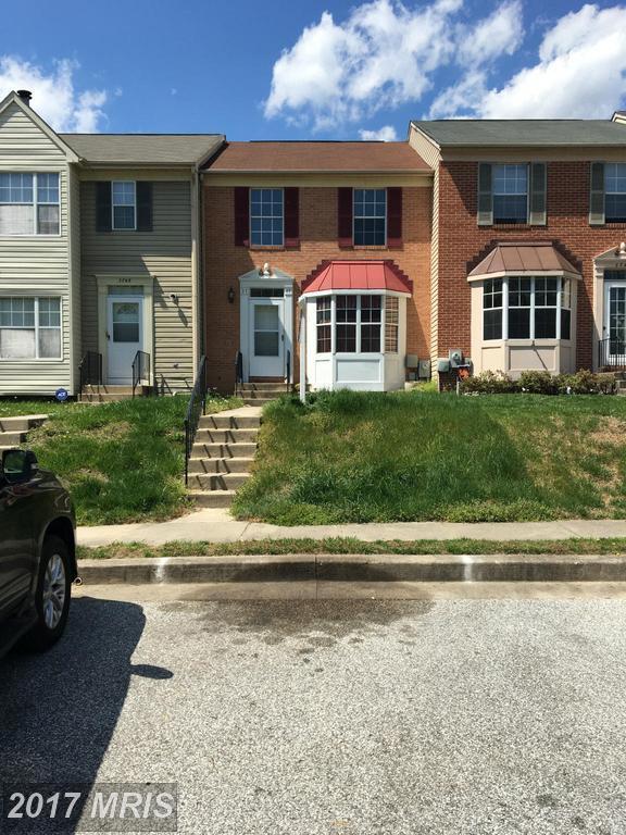 3747 Foxford Stream Road, Baltimore, MD 21236 (#BC9919521) :: Pearson Smith Realty