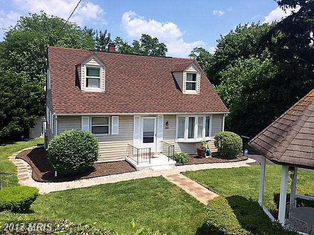 30 Tollgate Road, Owings Mills, MD 21117 (#BC9970527) :: Pearson Smith Realty