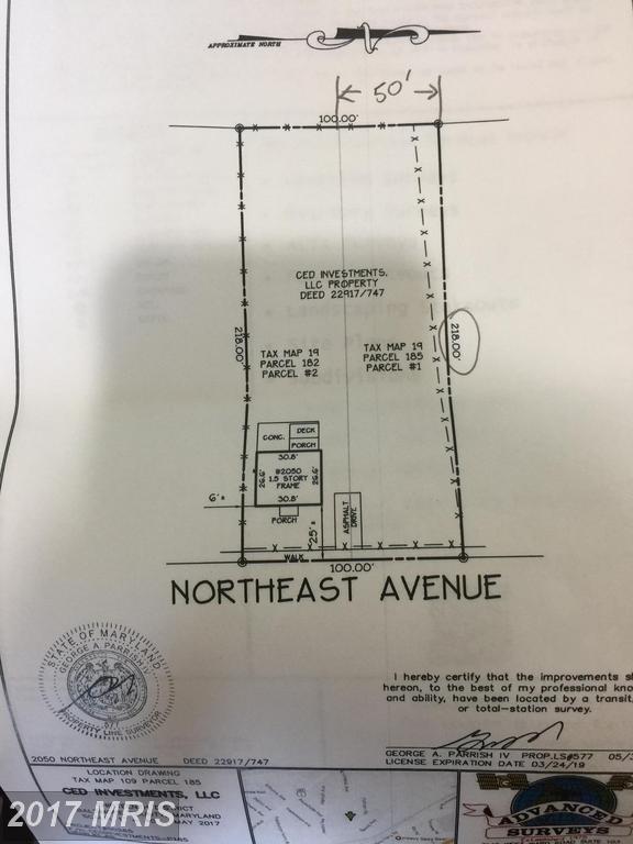 Northeast Avenue, Baltimore, MD 21227 (#BC9981706) :: LoCoMusings