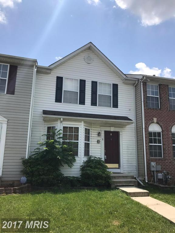 5 Bright Sky Court, Owings Mills, MD 21117 (#BC9981875) :: Pearson Smith Realty