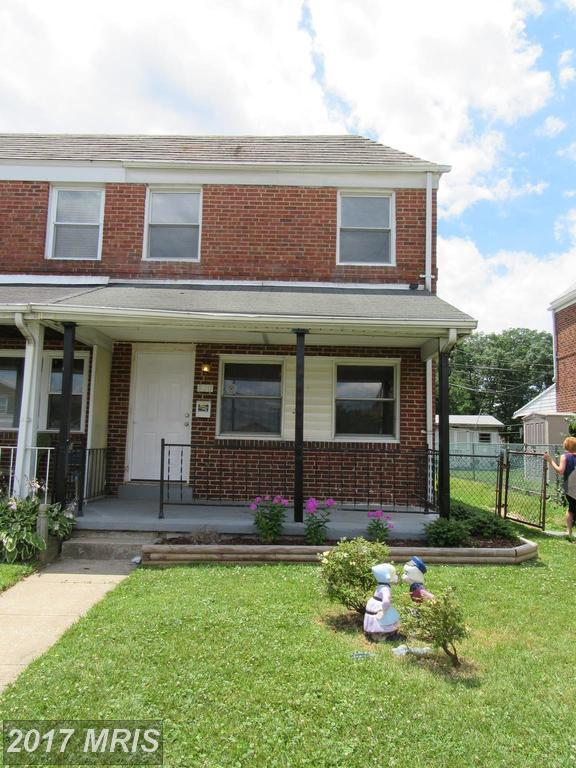 820 Jeannette Avenue, Baltimore, MD 21222 (#BC9983458) :: Pearson Smith Realty