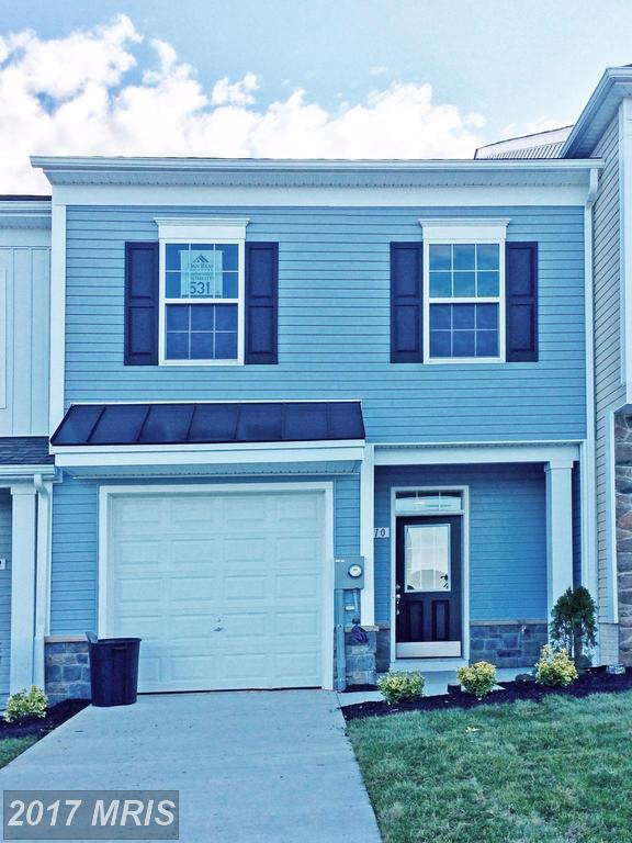 0 O'flannery Court Lot 531, Martinsburg, WV 25403 (#BE10090025) :: Pearson Smith Realty