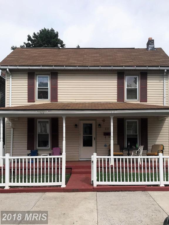657 Faulkner Avenue, Martinsburg, WV 25401 (#BE10308394) :: Keller Williams Pat Hiban Real Estate Group