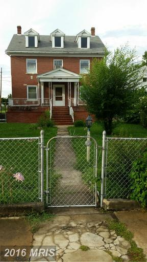530 W King St, Martinsburg, WV 25401 (#BE9745719) :: Pearson Smith Realty