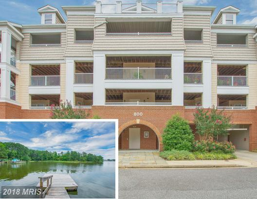 824 Oyster Bay Place #301, Dowell, MD 20629 (#CA10300882) :: Bob Lucido Team of Keller Williams Integrity