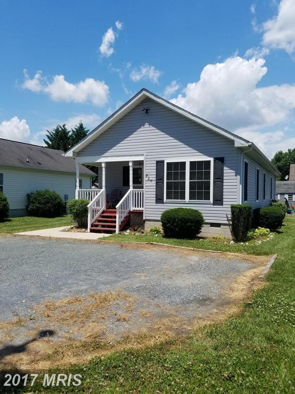 327 Carter Avenue, Denton, MD 21629 (#CM9986314) :: Pearson Smith Realty