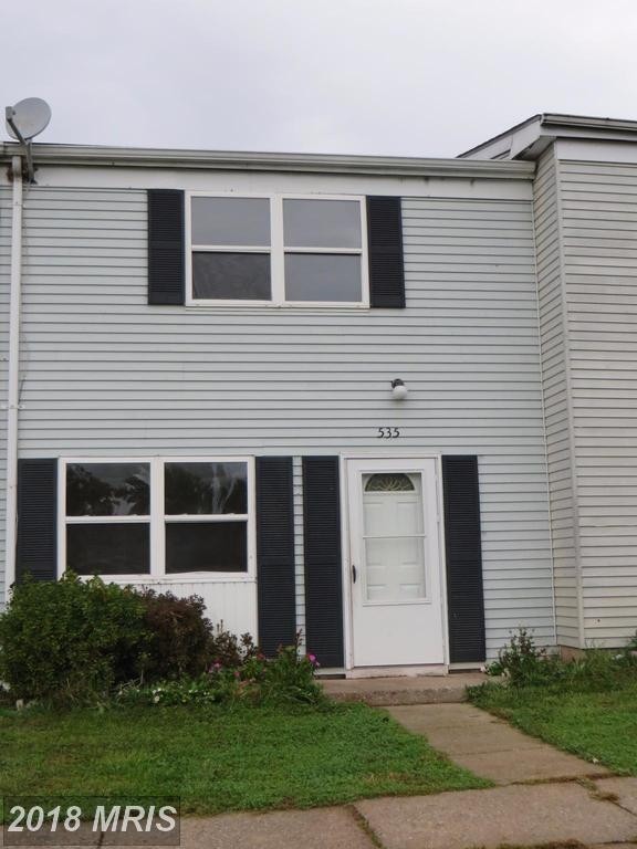 535 Daisy Drive, Taneytown, MD 21787 (#CR10098302) :: Pearson Smith Realty