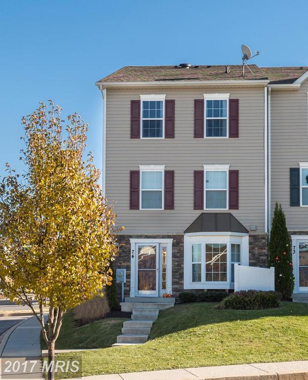 1905 Lennox Drive #74, Eldersburg, MD 21784 (#CR10110032) :: RE/MAX Advantage Realty