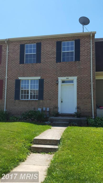 362 Logan Drive, Westminster, MD 21157 (#CR9975162) :: LoCoMusings
