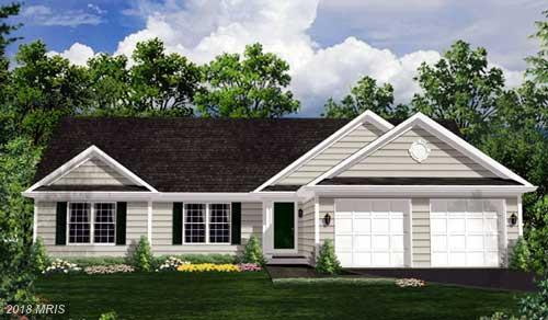 LOT 12A Tonys Court, Amissville, VA 20106 (#CU10118895) :: The Gus Anthony Team