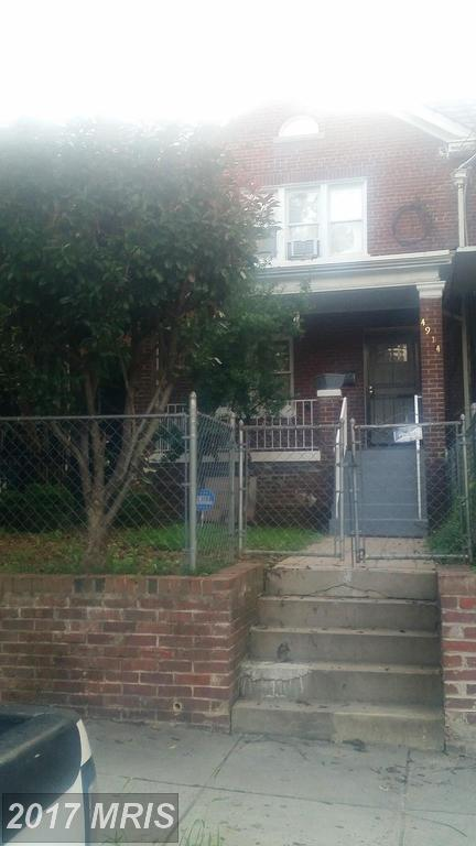 4914 3RD Street NW, Washington, DC 20011 (#DC10034301) :: The Cruz Group
