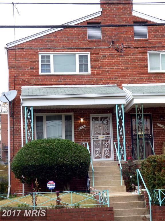 716 Hamilton Street NE, Washington, DC 20011 (#DC10104320) :: LoCoMusings