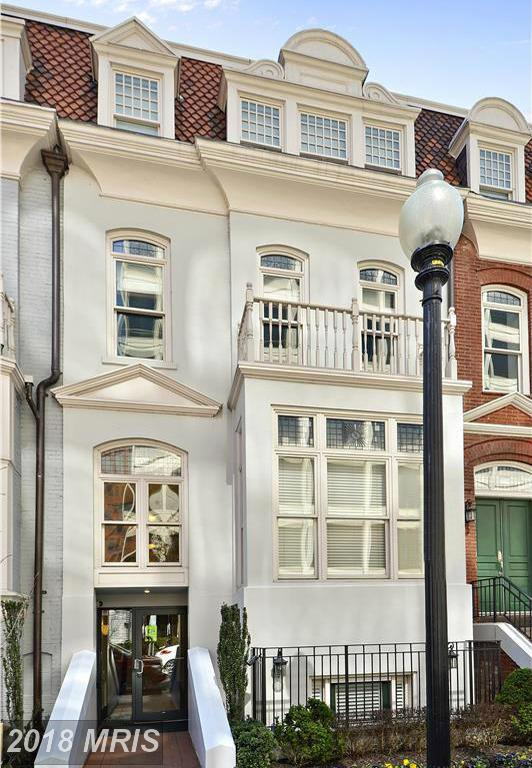 1830 Jefferson Place NW #19, Washington, DC 20036 (#DC10112317) :: Pearson Smith Realty