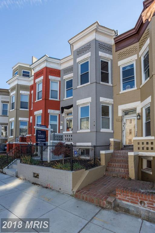 25 Q Street NE, Washington, DC 20002 (#DC10120608) :: Pearson Smith Realty