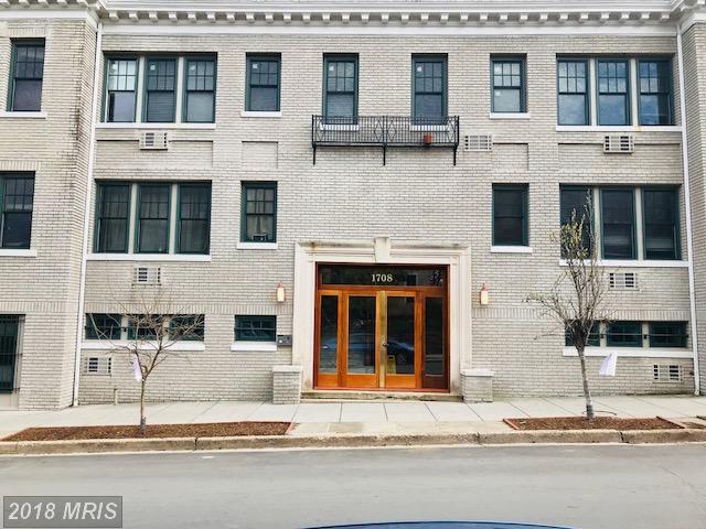 1708 Newton Street NW #304, Washington, DC 20010 (#DC10214099) :: The Cox & Cox Group at Keller Williams Realty International