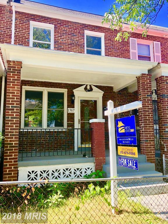 1767 Lang Place NE, Washington, DC 20002 (#DC10291122) :: Keller Williams Pat Hiban Real Estate Group
