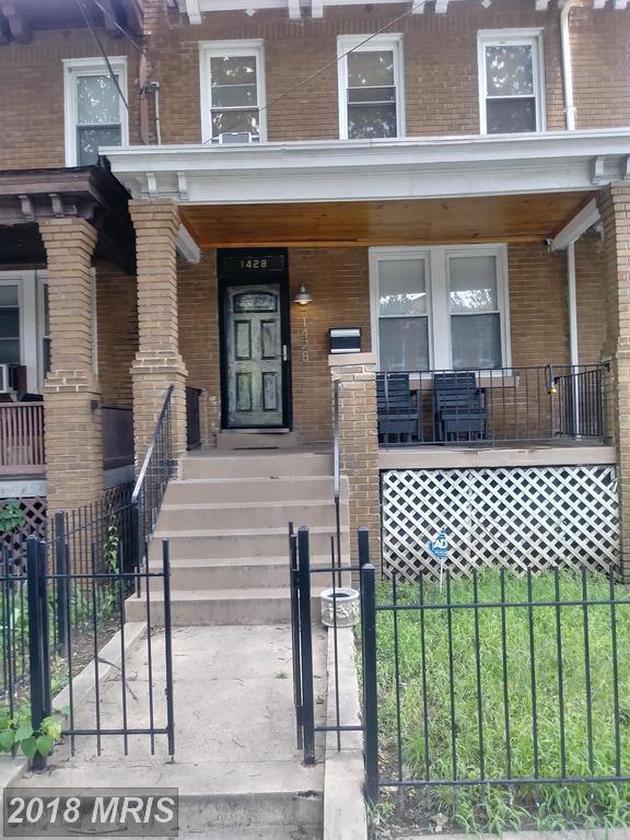 1428 S Street SE, Washington, DC 20020 (#DC10307143) :: SURE Sales Group