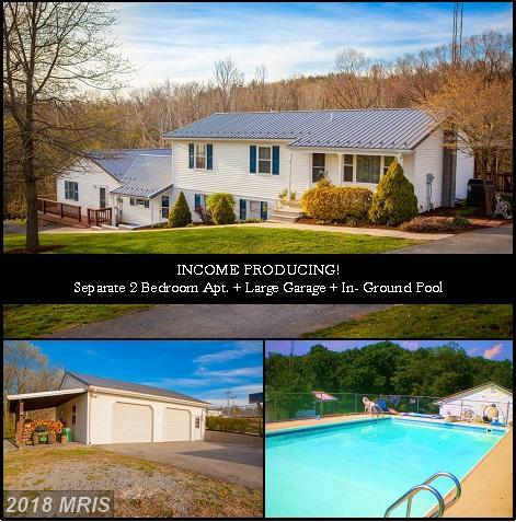 13484 Worleytown Road, Greencastle, PA 17225 (#FL10223914) :: The Gus Anthony Team