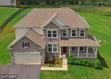 7124 Hi Rock Ridge Road, Warrenton, VA 20187 (#FQ9940635) :: Pearson Smith Realty