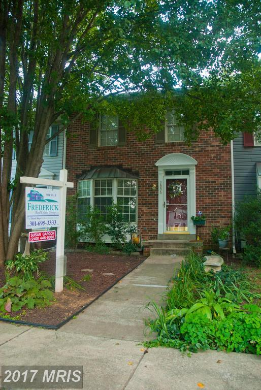 7996 Windsail Court, Frederick, MD 21701 (#FR10014664) :: LoCoMusings