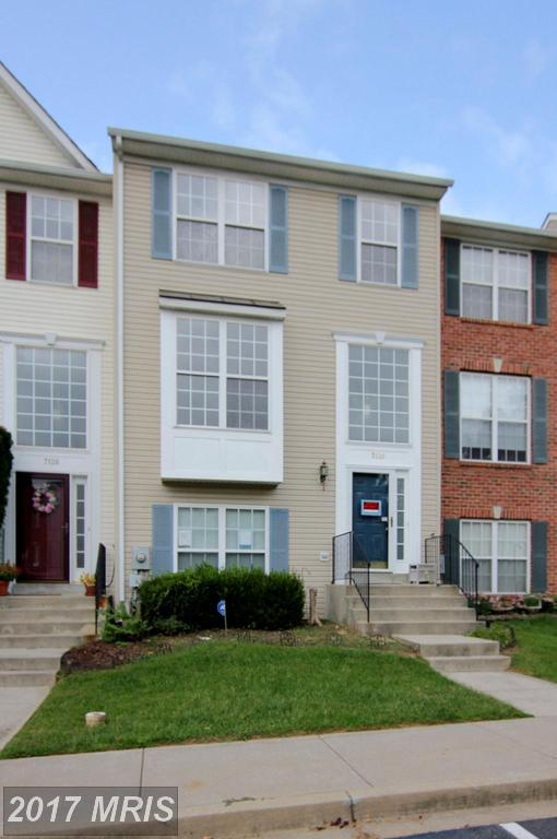 7128 Ladd Circle, Frederick, MD 21703 (#FR10060279) :: Pearson Smith Realty