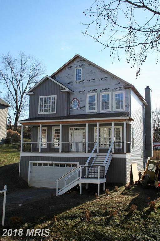 28 I Street W, Brunswick, MD 21716 (#FR10122058) :: The Bob & Ronna Group