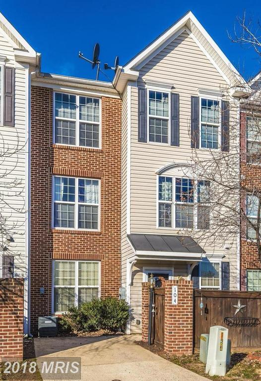 104 Royal Bonnet Place, Frederick, MD 21702 (#FR10125063) :: Pearson Smith Realty