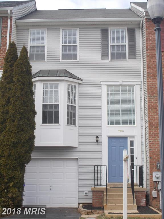 1907 Harpers Court, Frederick, MD 21702 (#FR10181495) :: Ultimate Selling Team