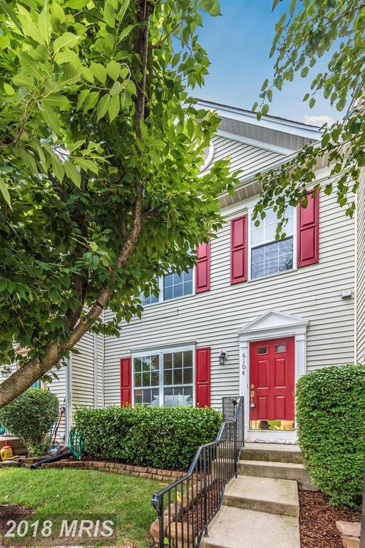 6104 Pine Crest Lane, Frederick, MD 21701 (#FR10287264) :: Charis Realty Group