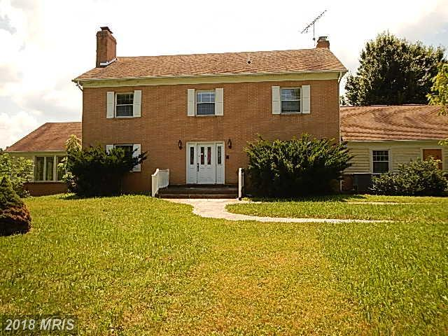 3918 Skyview Drive, Mount Airy, MD 21771 (#FR10289263) :: The Maryland Group of Long & Foster