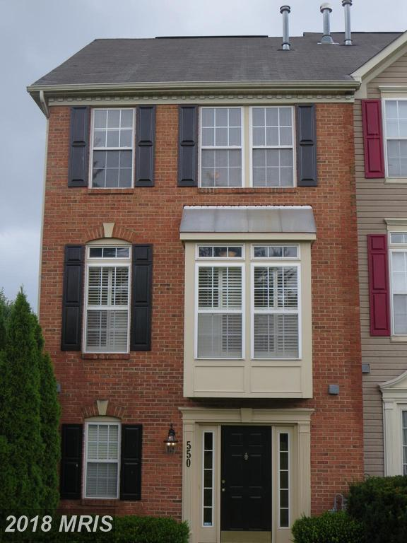 550 Eisenhower Drive, Frederick, MD 21703 (#FR10307028) :: Pearson Smith Realty