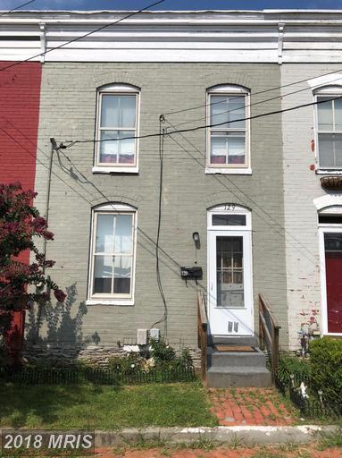 129 Water Street, Frederick, MD 21701 (#FR10337702) :: Keller Williams Pat Hiban Real Estate Group