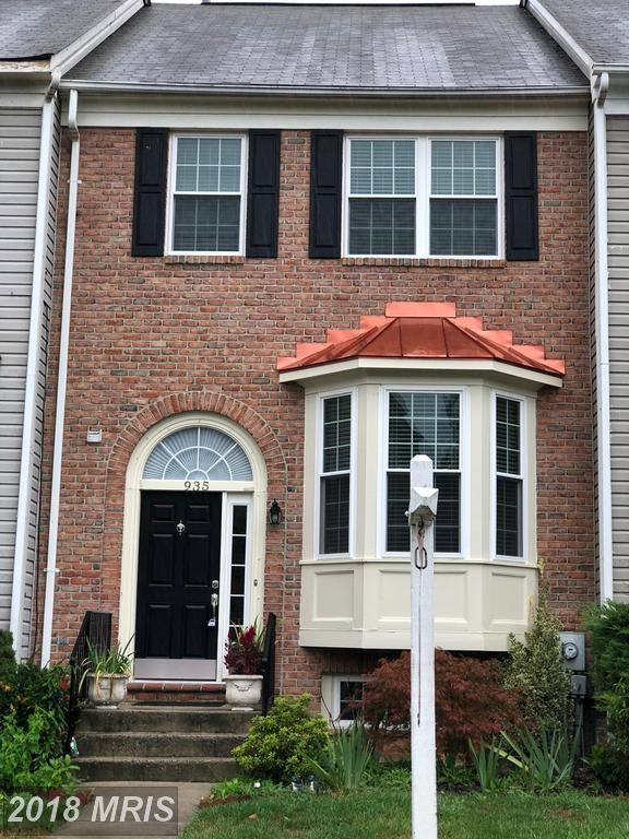 935 Jubal Way, Frederick, MD 21701 (#FR10342290) :: RE/MAX Plus