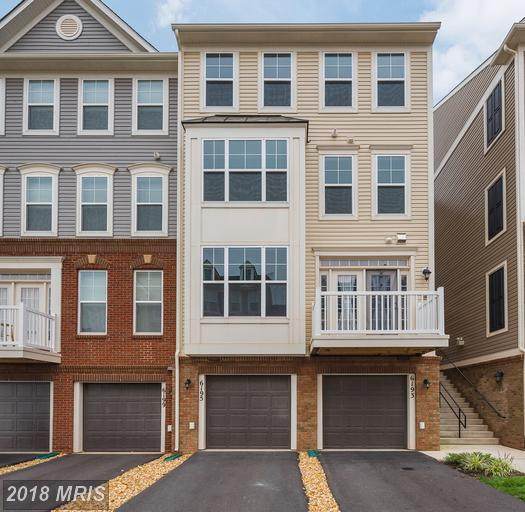 6193 Murray Terrace, Frederick, MD 21703 (#FR10343067) :: The Speicher Group of Long & Foster Real Estate