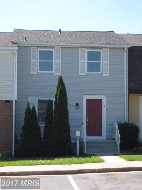 6 Coats Bridge Place 2C, Frederick, MD 21703 (#FR9984914) :: Pearson Smith Realty