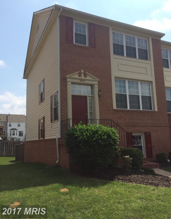 4831 Great Heron Terrace, Fairfax, VA 22033 (#FX10009683) :: LoCoMusings