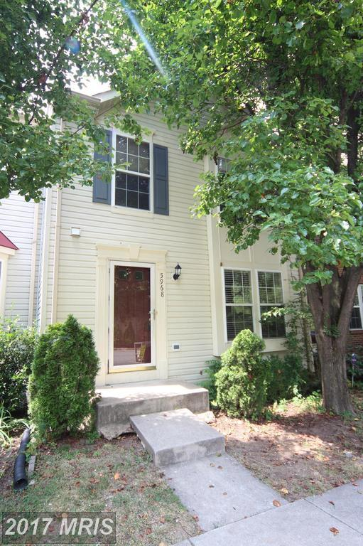 5968 Edgehill Court, Alexandria, VA 22303 (#FX10012321) :: A-K Real Estate