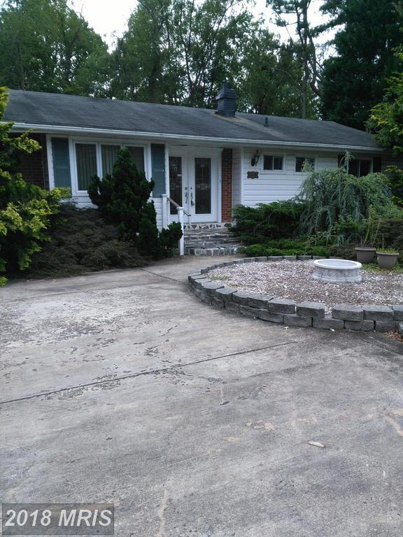 7717 Shreve Road, Falls Church, VA 22043 (#FX10043096) :: Browning Homes Group