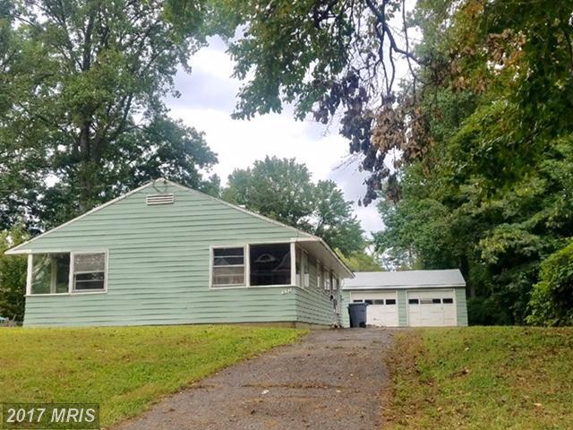 7132 Alger Road, Falls Church, VA 22042 (#FX10056893) :: Pearson Smith Realty