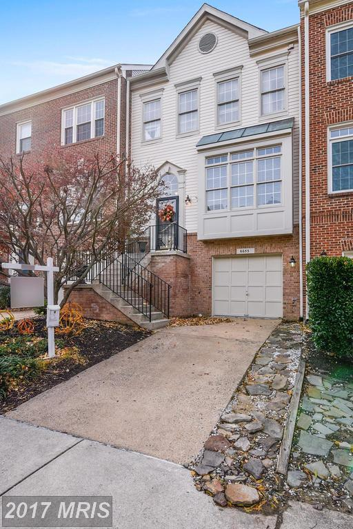 6653 Dunwich Way, Alexandria, VA 22315 (#FX10104712) :: AJ Team Realty