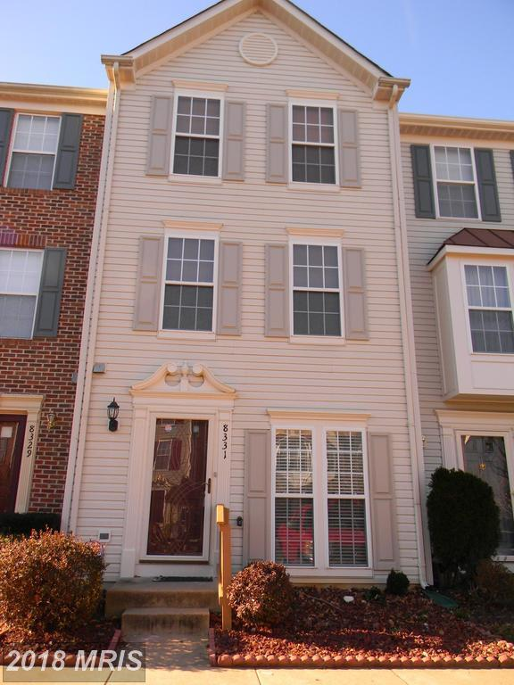 8331 Hunter Murphy Circle, Alexandria, VA 22309 (#FX10125308) :: Pearson Smith Realty